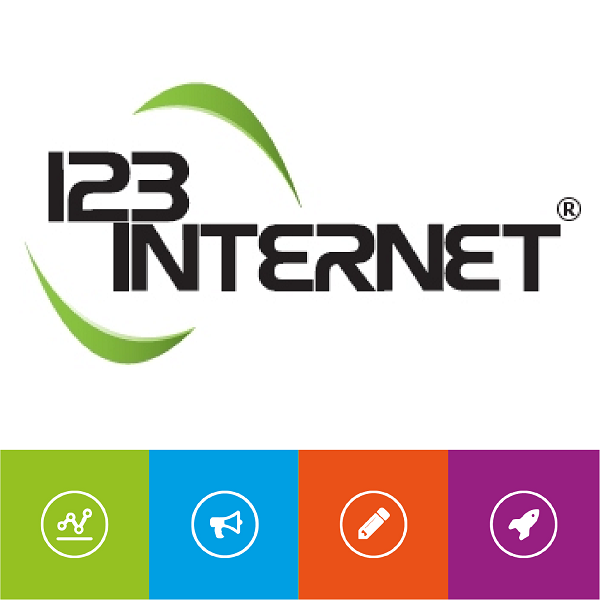 123 Internet Group logo