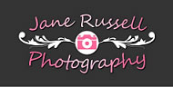 Jane Russell Photography Logo