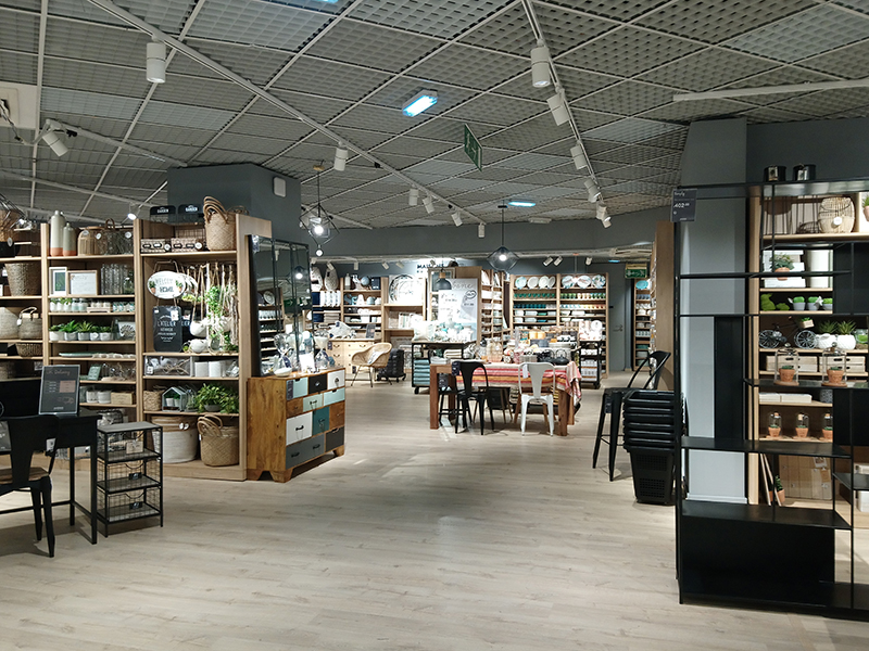 Milton keynes agency brings maisons du mondes first stores to the uk