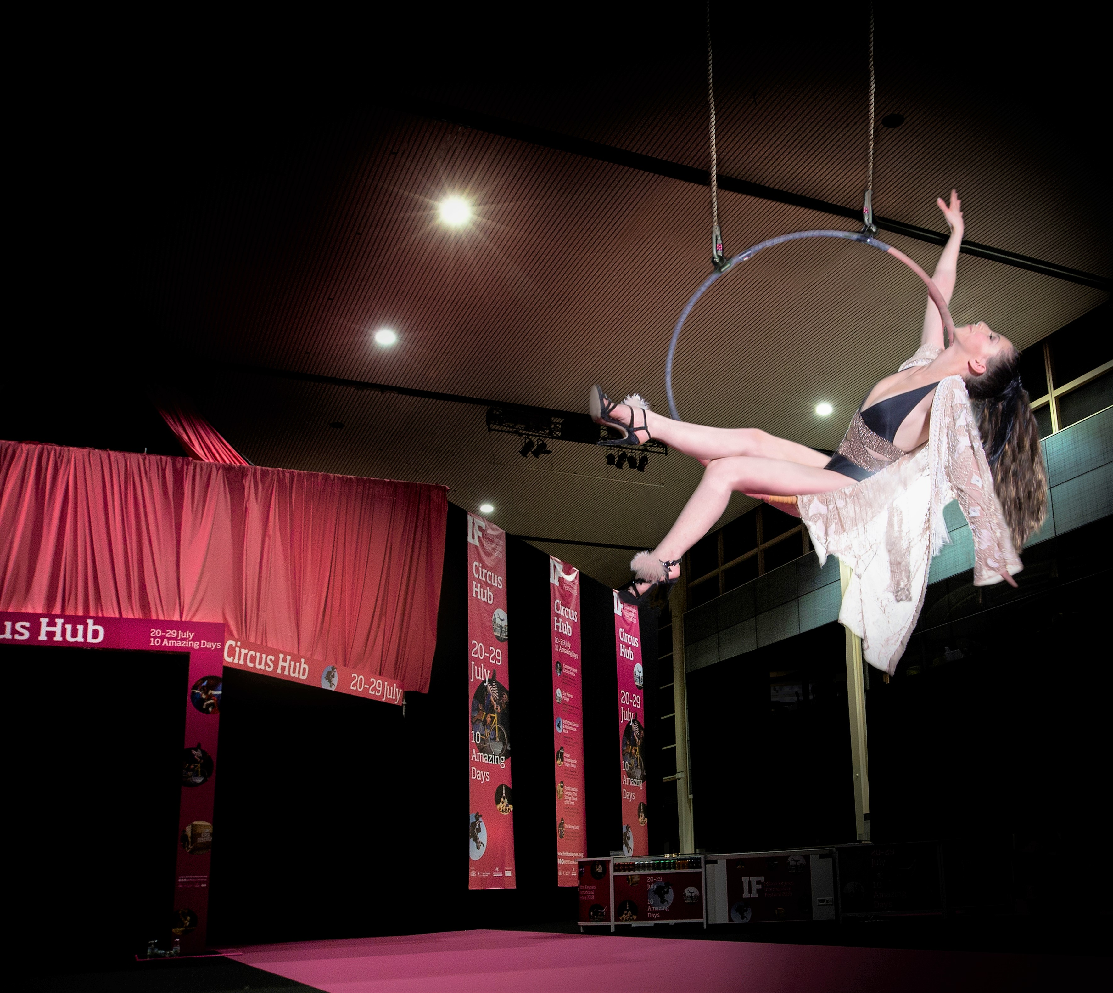 Centremk The Regions Leading Shopping And Leisure Destination Will Play Host This Month To IF Milton Keynes International Festival 2018 With A Circus