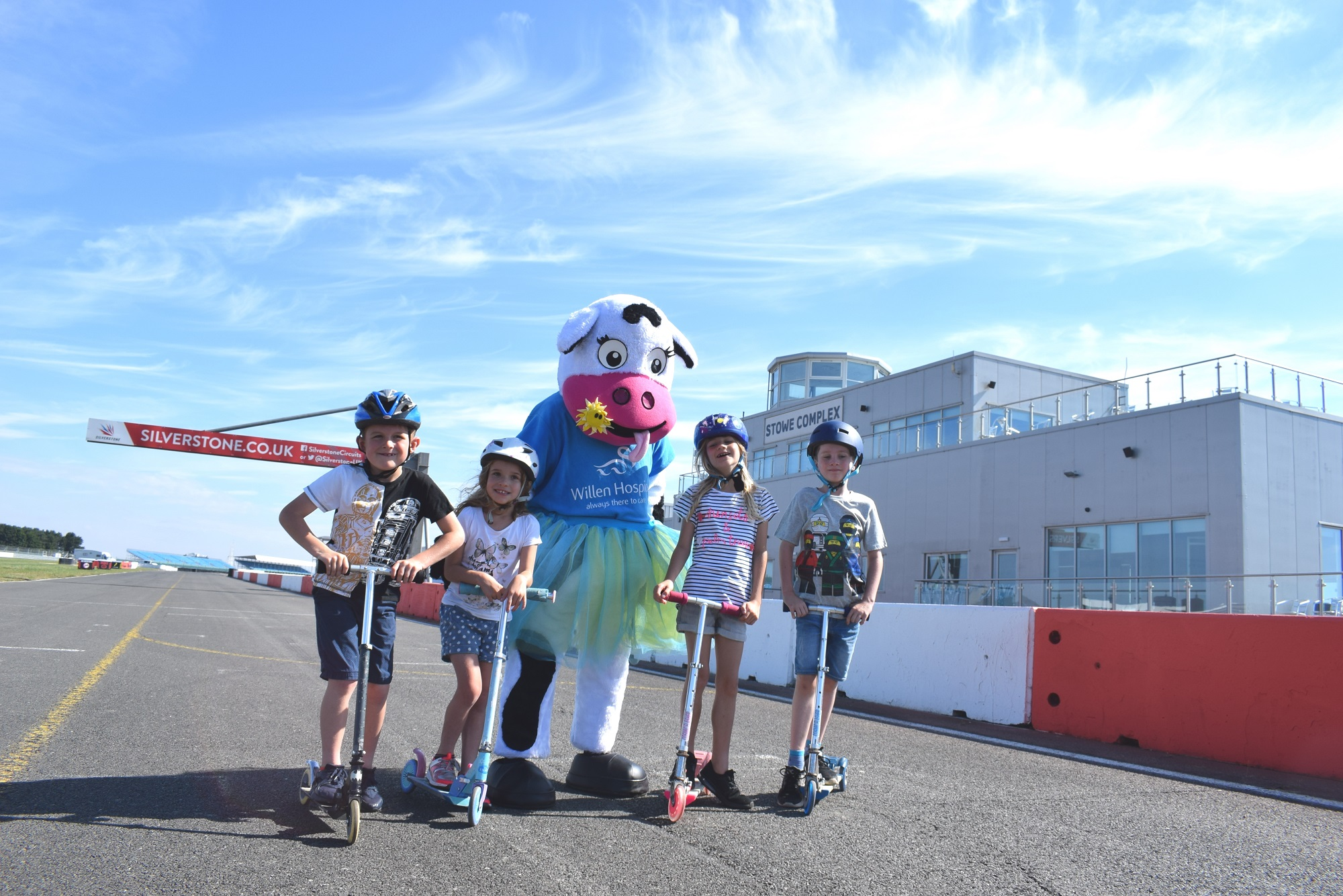Scooterthon Comes To Silverstone