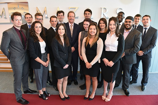 Mazars investing in 19 new starters | Milton Keynes Chamber